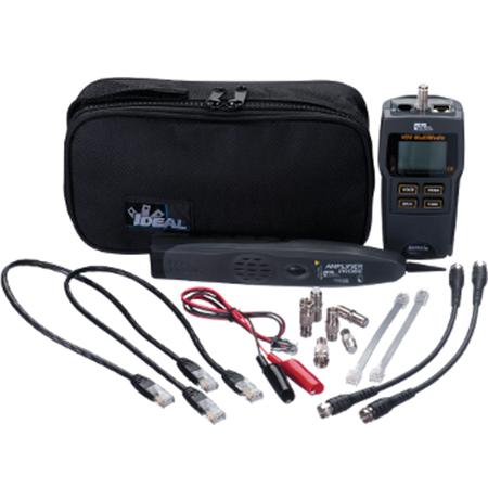 Imagem do Produto Profiber: Testador de Cabos com ponteira indutiva VDV Test Tone Trace 33-886